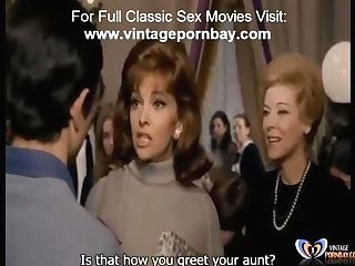 Hot Auntie And Cousin Antique Hookup Scene Www.vintagepornbay.com