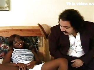 Retro Fuck Film With Ron Jeremy Fucking Black Jamaica