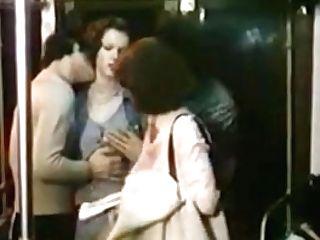 Fourway In Metro - Brigitte Lahaie - 1977