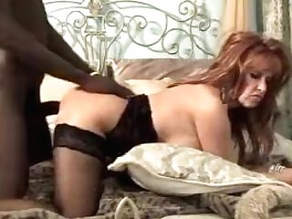 Horny Interracial, Red-haired Xxx Movie