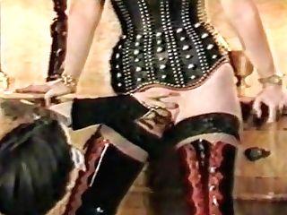 Exotic Homemade Bondage & Discipline, Spanking Pornography Scene