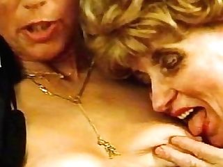 Trampy Retro German Ladies In Hot Underwear Are Fucking Hard With Youthfull Guys