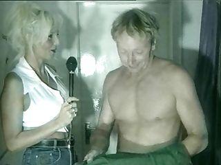 Sandra Foxx Performing Fellatio